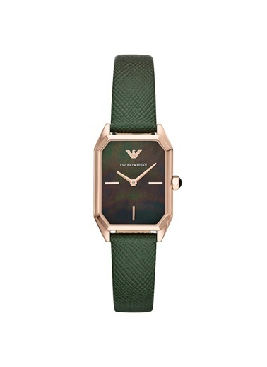 Emporio Armani Saat Yeşil